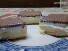 Be-Be krémeš - recept Tiramisu, Ham, Cake Recipes, Cheesecake, My Favorite Things, Ethnic Recipes, Cakes, Food, Bebe