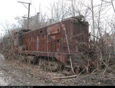 RailPictures.Net Photo: CHW 663 Chesapeake Western BLW S-12 at Roanoke, Virginia by John Higginson