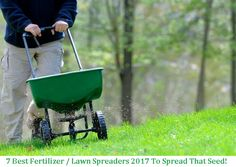 Lawn spreaders are quite simple but highly useful and valuable tools for any homeowner with a front lawn, a yard or a garden. These handy tools make the jobs of spreading seed or fertilizer granules or even food for your yard pets quick and easy.