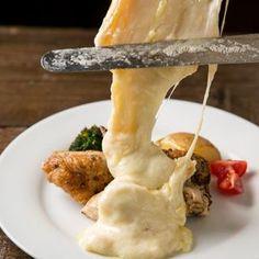 濃厚なラクレットチーズ♪Safari サファリ 梅田