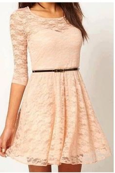 Cute Clothing Cute simple little dress for