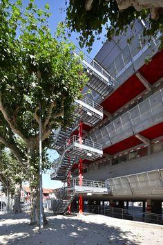 A&EB 02. Jean Nouvel > Nemausus, Nïmes | HIC Arquitectura