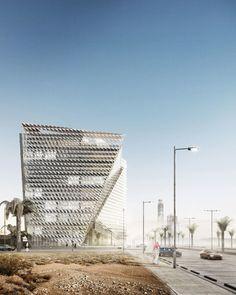 SCE Headquarters - Ronen Bekerman - 3D Architectural Visualization & Rendering Blog