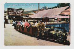West Haven,CT.MIniature Railway,Savin Rock Amusement Park,White City,c.1909