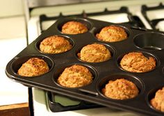 Method: Preheat oven to 180°C/350°F/Gas 4. Line deep patty tins with Muffins cases. Soak the bran in the milk for about 10 minutes. Meanwhile cream together the margarine and sugar until light and fluffy. Stir in the egg, bran and…