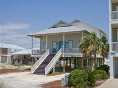 Grayton Beach House Rental: 39 Sandy Lane - Gulf Views From Multiple Rooms - Steps To The Beach | HomeAway