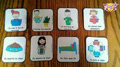 Les tâches pour la maison Mets, Coasters, Parents, Recycling, Color, House, Dads, Drink Coasters, Coaster Set