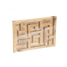 Amish Made Wooden Toy Marble Maze