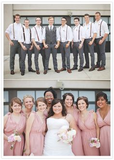 Check out the story behind this vintage Kansas City wedding. OMG, I'm glad it wasn't me!
