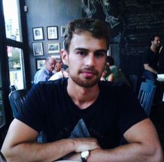 For all the Theo James lovers out there ~Divergent~ ~Insurgent~ ~Allegiant~ Divergent Theo James, Divergent Trilogy, Divergent Insurgent Allegiant, Theodore James, James 4, William Clark, Shailene Woodley, Dream Guy, Candid