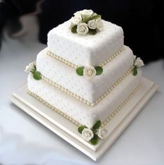 Wedding Cake Boards - informed is forearmed