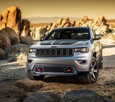 La versión más equipada de la Gran Cherokee se presentó este año en el autoshow de Nueva York. Foto: Jeep