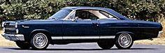 1966 Mercury Comet / Cyclone GT