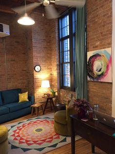 My office - psychologist private practice. Balanced Awakening PC, Chicago, IL