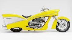 Arlen Ness - the godfather of bike customization