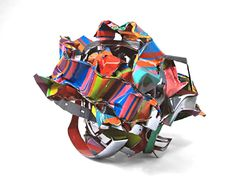 If you like Abstract Art, check out the retrospective of the late John Chamberlain's Sculptures at the Guggenheim. I can't wait! CAKKY http://trendland.com/john-chamberlains-crushed-car-sculptures-at-gugenheim/#
