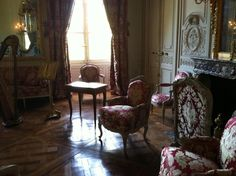 Petit Trianon Music Room
