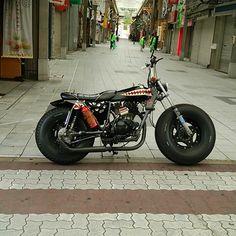 #シェアInstagram #大須商店街 #vanvan125 #バンバン125 #ティーダバンバン #TWANVAN