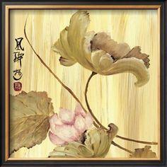 Oriental Junco I Art Print by Paz at Art.com