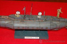 Submarino X Craft. En resina. Escala 1:35. - Foto 2