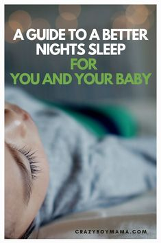 A guide to a better nights sleep for Baby and Mom Newborn Baby Needs, Newborn Baby Care, Baby Items List, Baby Registry List, Preparing For Baby, Baby Led Weaning, First Time Moms, Baby Essentials, Mom Blogs