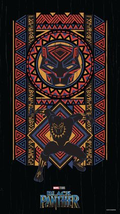Marvel Studios' Black Panther pounces into cinemas on 14 February. To commemorate this royal debut on the big screen, here are some stunning Black Panther #kirigami