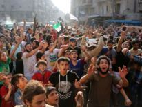 Syrian Rebels Launch Battle To Retake Aleppo