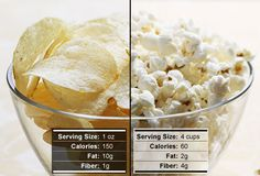Know your facts when it comes to healthy snacks. Popcorn is low in calories and rich in fiber making it a #dreamwater approved bedtime snack Heart Healthy Recipes, Healthy Tips, Healthy Choices, Healthy Snacks, Snack Recipes, Healthy Eating, Easy Recipes, Amazing Recipes, Get Thin
