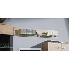 Wandboard 165cm John Wildeiche   Wohnzimmermöbel Günstig! | Esszimmer