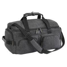 Lewis N. Clark UrbanGear Canvas Duffel Bag