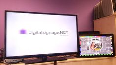 Video of the new Android Digital Signage Solution by Dynamax.