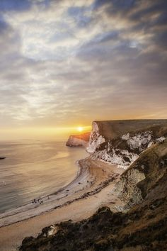 Need No Exception- Lulworth Cove