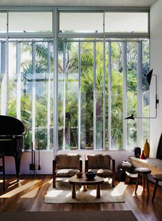 Genius Oscar Niemeyer designed this home in LA - I am leaving NY tomorrow and becoming a West Coast girl…