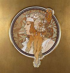 Nuestras MiniaturaS - ImprimibleS: Art Nouveau