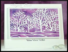 CAS308 - Warm Winter Wishes by ohmypaper! - Cards and Paper Crafts at Splitcoaststampers