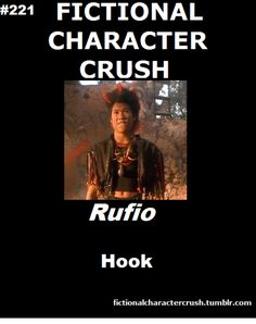 #221 - Rufio from Hook 23/07/2012