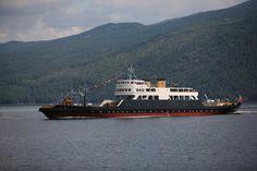 Ferry - Tinnsjøen