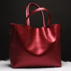 Leather Handbags Womens Fashion Leather Tote Bag Shoulder Bags Designer Purses for Ladies