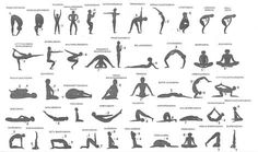 image result for yoga asanas in hindi pdf  places to