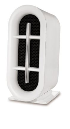 Claritin CAP529-U True HEPA Permanent Filter Tower Air Purifier, Mini, White - http://www.majestyappliance.com/claritin-cap529-u-true-hepa-permanent-filter-tower-air-purifier-mini-white/