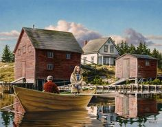 Beaux tableaux de Paul Kelley