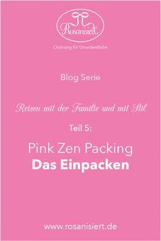 Die besten Tipps zum Kofferpacken für alle Chaoten - ganz einfach umzusetzen!   www.rosanisiert.de Blog-Serie Reisen mit der Familie und mit Stil