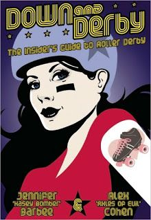 Three entertaining books that will teach you the basics of roller derby