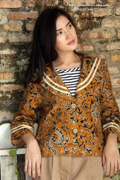 Batik Amarillis's Fraiche 2015 Let's get chic & fresh! Our Fraiche's 2015 collection infused with nautical inspirations which are full of breeze,refreshness and fun! available at Batik Amarillis website http://batikamarillis-shop.com