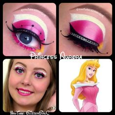 Disney Makeup on Pinterest | Disney Inspired Makeup, Disney Makeup and