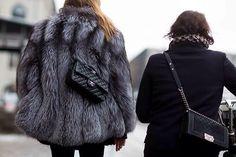 Chanel worn crossbody