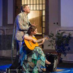 """Al Nuovo Teatro Sancarluccio di Napoli va in scena """"Favole del mare"""" di e con Massimo Andrei. #teatro #Napoli"""