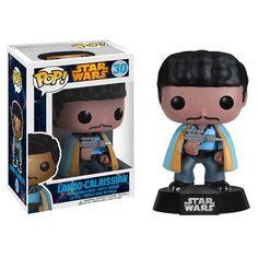 Star Wars Lando Calrissian Pop! Vinyl Bobble Head - Funko - Star Wars - Pop! Vinyl Figures at Entertainment Earth