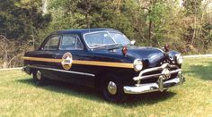 The official Web site for the Kentucky State Police. Old Police Cars, Ford Police, Old American Cars, American Classic Cars, Old Trucks, Fire Trucks, Sirens, Radios, Emergency Vehicles