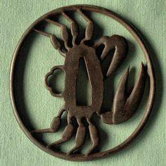Edo period tsuka.